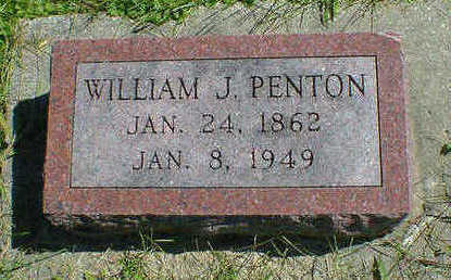 PENTON, WILLIAM J. - Cerro Gordo County, Iowa | WILLIAM J. PENTON