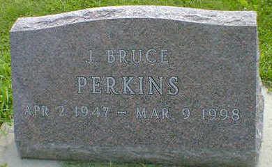 PERKINS, J. BRUCE - Cerro Gordo County, Iowa | J. BRUCE PERKINS