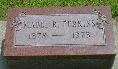 PERKINS, MABEL R. - Cerro Gordo County, Iowa | MABEL R. PERKINS