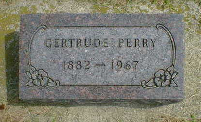 PERRY, GERTRUDE - Cerro Gordo County, Iowa | GERTRUDE PERRY