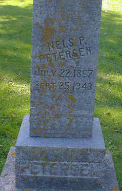 PETERSEN, NELS P. - Cerro Gordo County, Iowa | NELS P. PETERSEN