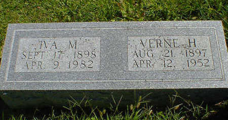 PETERSEN, VERNE H. - Cerro Gordo County, Iowa | VERNE H. PETERSEN