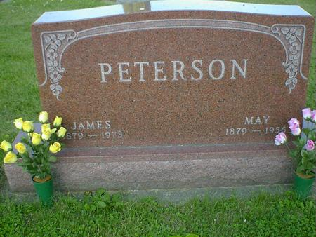 PETERSON, JAMES - Cerro Gordo County, Iowa | JAMES PETERSON
