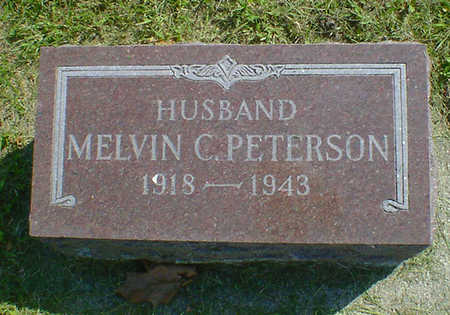 PETERSON, MELVIN C. - Cerro Gordo County, Iowa | MELVIN C. PETERSON