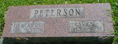 PETERSON, GERTRUDE - Cerro Gordo County, Iowa | GERTRUDE PETERSON