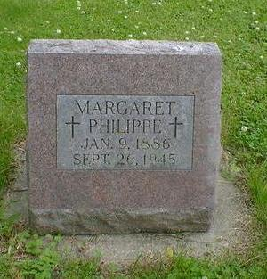 PHILIPPE, MARGARET - Cerro Gordo County, Iowa | MARGARET PHILIPPE