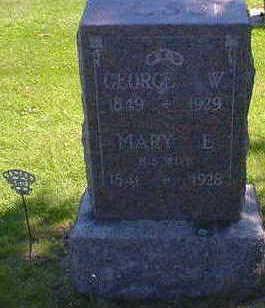PILSON, MARY E. - Cerro Gordo County, Iowa | MARY E. PILSON