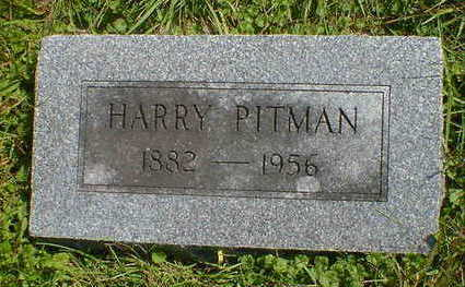 PITMAN, HARRY - Cerro Gordo County, Iowa | HARRY PITMAN