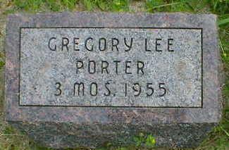 PORTER, GREGORY LEE - Cerro Gordo County, Iowa | GREGORY LEE PORTER