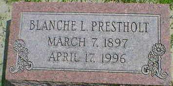 PRESTHOLT, BLANCHE L. - Cerro Gordo County, Iowa | BLANCHE L. PRESTHOLT