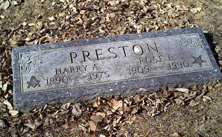 PRESTON, HARRY - Cerro Gordo County, Iowa | HARRY PRESTON