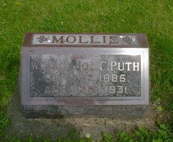 PUTH, MOLLIE - Cerro Gordo County, Iowa | MOLLIE PUTH