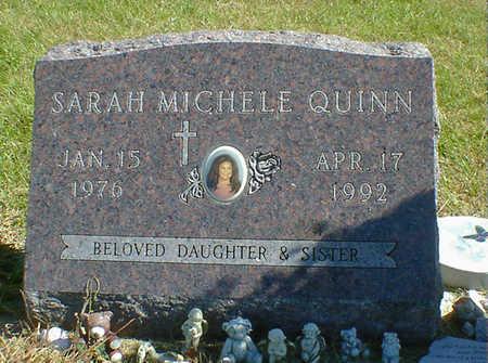 QUINN, SARAH MICHELLE - Cerro Gordo County, Iowa | SARAH MICHELLE QUINN