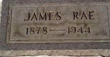 RAE, JAMES - Cerro Gordo County, Iowa | JAMES RAE