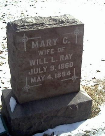 RAY, MARY C. - Cerro Gordo County, Iowa | MARY C. RAY
