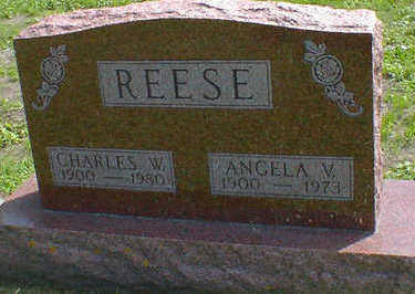 REESE, ANGELA V. - Cerro Gordo County, Iowa | ANGELA V. REESE