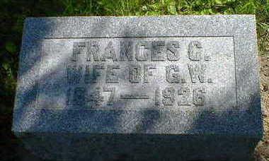 RICHARDSON, FRANCES C. - Cerro Gordo County, Iowa | FRANCES C. RICHARDSON