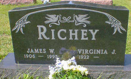 RICHEY, JAMES W. - Cerro Gordo County, Iowa | JAMES W. RICHEY