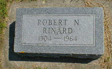 RINARD, ROBERT N. - Cerro Gordo County, Iowa | ROBERT N. RINARD