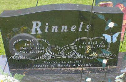 RINNELS, JOHN N. - Cerro Gordo County, Iowa | JOHN N. RINNELS