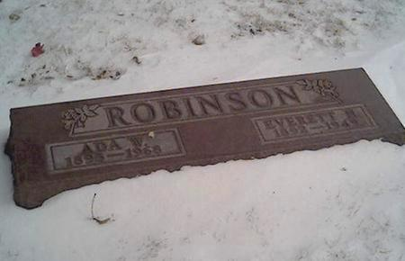 ROBINSON, EVERETT - Cerro Gordo County, Iowa | EVERETT ROBINSON