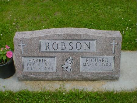 ROBSON, HARRIET ANN (FOLKEDAHL) - Cerro Gordo County, Iowa | HARRIET ANN (FOLKEDAHL) ROBSON