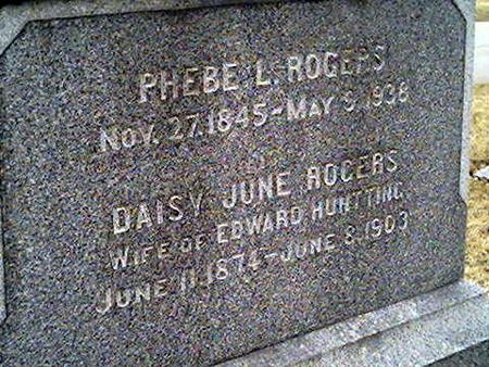 ROGERS, PHEBE - Cerro Gordo County, Iowa | PHEBE ROGERS