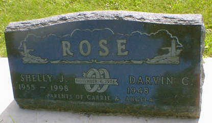 ROSE, SHELLY J. (VAAGE) - Cerro Gordo County, Iowa | SHELLY J. (VAAGE) ROSE