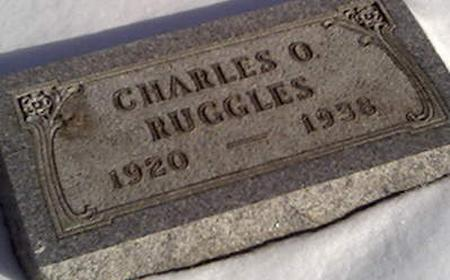 RUGGLES, CHARLES - Cerro Gordo County, Iowa | CHARLES RUGGLES