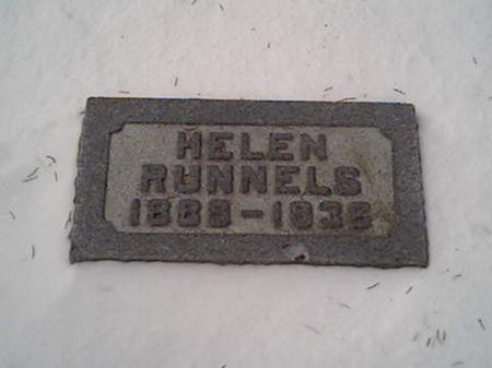 RUNNELS, HELEN - Cerro Gordo County, Iowa | HELEN RUNNELS
