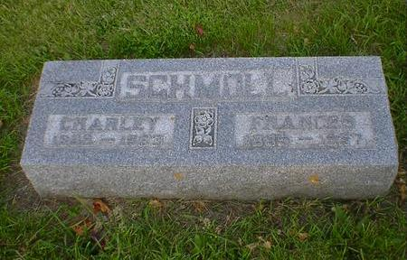 SCHMOLL, FRANCES - Cerro Gordo County, Iowa | FRANCES SCHMOLL