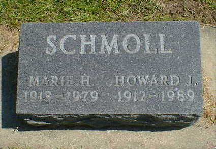 SCHMOLL, HOWARD J. - Cerro Gordo County, Iowa | HOWARD J. SCHMOLL