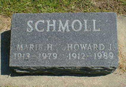 SCHMOLL, MARIE H. - Cerro Gordo County, Iowa | MARIE H. SCHMOLL