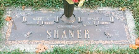 SHANER, HARRY - Cerro Gordo County, Iowa | HARRY SHANER
