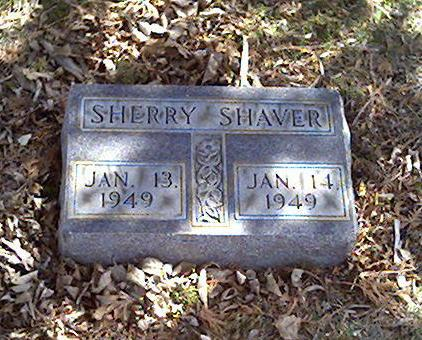 SHAVER, SHERRY - Cerro Gordo County, Iowa | SHERRY SHAVER