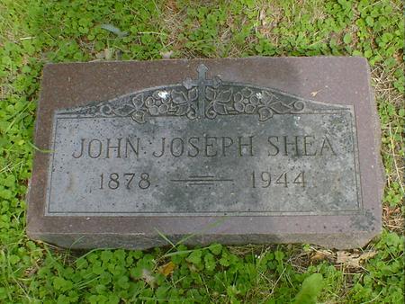 SHEA, JOHN JOSEPH - Cerro Gordo County, Iowa | JOHN JOSEPH SHEA