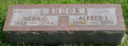 SHOOK, ALFRED I. - Cerro Gordo County, Iowa | ALFRED I. SHOOK