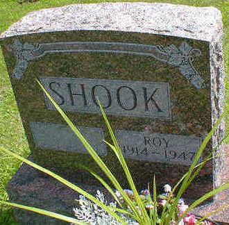 SHOOK, ROY - Cerro Gordo County, Iowa | ROY SHOOK