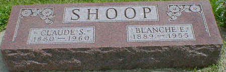 SHOOP, BLANCHE E. - Cerro Gordo County, Iowa | BLANCHE E. SHOOP