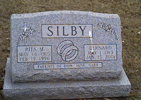 SILBY, RITA - Cerro Gordo County, Iowa | RITA SILBY