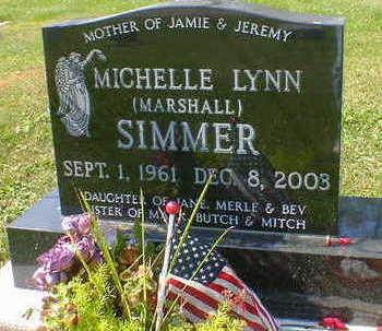 SIMMER, MICHELLE LYNN - Cerro Gordo County, Iowa | MICHELLE LYNN SIMMER
