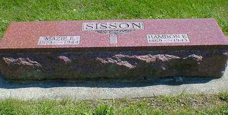 SISSON, HAMDON E. - Cerro Gordo County, Iowa | HAMDON E. SISSON