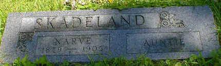 SKADELAND, AUNTIE - Cerro Gordo County, Iowa | AUNTIE SKADELAND