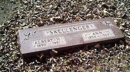 SKELLENGER, ALBERT - Cerro Gordo County, Iowa | ALBERT SKELLENGER