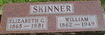 SKINNER, WILLIAM - Cerro Gordo County, Iowa | WILLIAM SKINNER