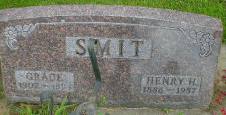 SMIT, GRACE - Cerro Gordo County, Iowa | GRACE SMIT