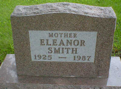 SMITH, ELEANOR - Cerro Gordo County, Iowa | ELEANOR SMITH