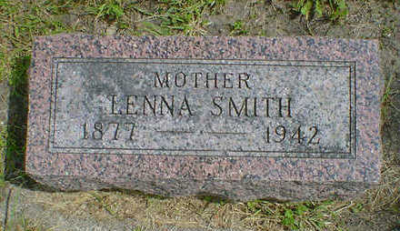 SMITH, LENNA - Cerro Gordo County, Iowa | LENNA SMITH