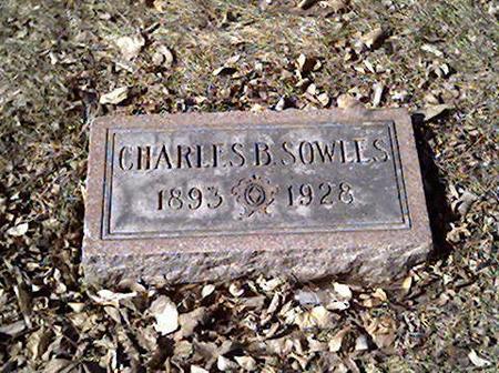 SOWLES, CHARLES - Cerro Gordo County, Iowa | CHARLES SOWLES