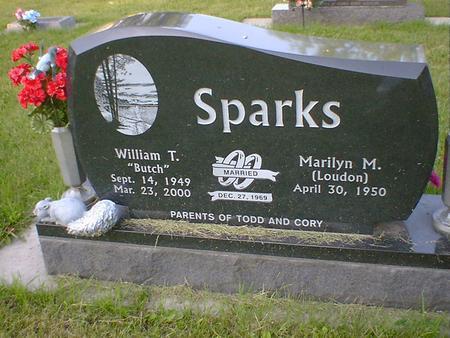 SPARKS, WILLIAM T.